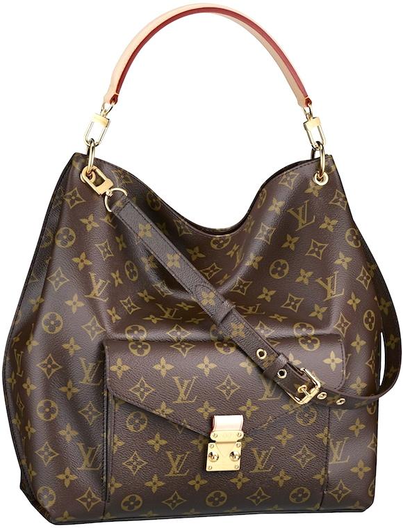 Louis-Vuitton Hobo handbag