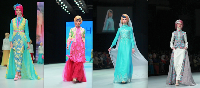 Shafira at IFW 2013